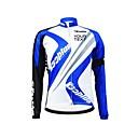 KOOPLUS® Biciklistička majica Žene / Muškarci / Uniseks Dugi rukav BiciklProzračnost / Vodootporni patent / Podesan za nošenje /