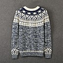 magicred ®men casual modni džemper slim fit dugih rukava retro čvrsta