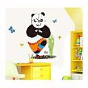 DIY crtani kung fu panda zidni sat