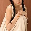 Tetovaže naljepnice - Others - za Žene/Girl/Odrasla osoba/Boy - Uzorak - #(20.5CM*10CM) - Uzorak/Waterproof/Blistati - #(2) kom. - (