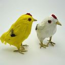 slatka Uskrs slikano piletina, pero