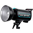 godox studio blesk zábleskové QS série 400D qs400 (400ws profesionální fotografie světla blesku) AC 220