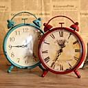 レトロヴィンテージ金属パリエッフェル塔クロック家の装飾置時計の飾り