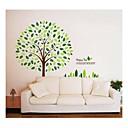 zidne naljepnice zidne naljepnice, stil Happy Tree PVC zidne naljepnice