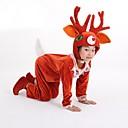 Cosplay Nošnje / Kostim za party Sa životinjama / Kostimi Djeda Mraza Festival/Praznik Halloween kostime Srebrna Jednobojni