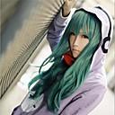 Cosplay Paruky Kagerou Project Saori Kido Zielony Střední Anime a Videohry Cosplay Paruky 65 CM Horkuvzdorné vlákno Dámský