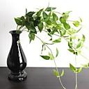 """37.4 """"高品質のフェイク植物緑の籐の4個/セット"""