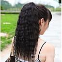 lijepa djevojka modni kvalitetan kukuruz vruće dugo rep