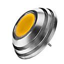 3W G4 LED reflektori 1LED COB 300-450 lm Toplo bijelo / Hladno bijelo DC 12 V 1 kom.