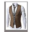 Ležérní Bez rukávů - MEN - Suits & Blazers (Směs bavlny)