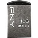 PNY micro m3 Super Speed USB 3.0 16GB Flash pen drive metal styl