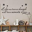 ライブ笑い愛の家族の壁デカールzy8175装飾adesivoデparede取り外し可能なビニールの壁のステッカー