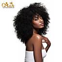 Lidské vlasy Vazby Euroasijské vlasy Kinky Curly 12 měsíců 4 kusy Vazby na vlasy
