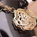 Novi dolazak fashional vruće sellign šuplje porasla ogrlicu