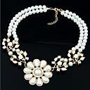 Novi dolazak fashional delikatna visoke kvalitete cvijet biserne ogrlice