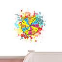 3d barevné samolepky na zeď na stěnu