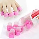 10ks laky na nehty gel odstranit ochrana Nail Art nástroje
