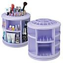visoke kvalitete 360 stupnjeva rotirajuća Plastična slučaja veliki kapacitet (assorted boje)