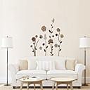 zid naljepnice zid naljepnice stil lijepo cvijeće PVC zidne naljepnice