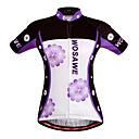 Wosawe® Biciklistička majica Žene Kratki rukav Bicikl Prozračnost / Quick dry / Vjetronepropusnost Biciklistička majica / MajicePolyester