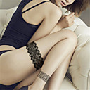 Yimei - タトゥーステッカー - Non Toxic/Waterproof - 女性/大人/青少年 - 紙 - 14.5*20CM - パターン - 5 個