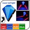 Svjetla za bicikle / Stražnje svjetlo za bicikl / sigurnosna svjetla LED / Laser - Biciklizam Vodootporno / Može se puniti Drugo 80 Lumena