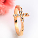 Prstenje Kauzalni Jewelry Legura Žene Midi prstenje 1pc,7 Yellow Gold
