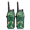 2 krát děti armáda zelená rádio UHF dvousměrné rádio