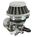 karburátor carb vzduchový filtr nastaven pro 49cc quad mini moto pocket pit Dirt Bike