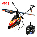 WL TOYS - V911 - RC Helicopter - 4ch - met Nee - RTF