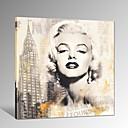 Pop art Canvas Print Jedna ploča Spremni za objesiti