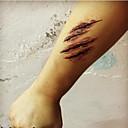 others - Tetovaže naljepnice - Others - za Beba / Žene / Girl / Muškarci / Odrasla osoba / Boy - Uzorak - 10.5*6CM -Non Toxic / Halloween