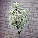 gomila 2 vilica plastike bebe dah umjetnog cvijeća (1pc)