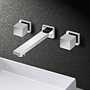 rasprostranjene dvije ručke dvije rupe u krom kupaonica sudoper slavinu