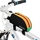 ROSWHEEL® Bike Bag 1LBike Frame Bag Vodootporno / Vodootporni patent / Otporno na vlagu / Podesan za nošenje Bicikl Bag 600D poliester