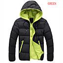 Ležérní Stojací límec - Dlouhé rukávy - MEN - Coats & Jackets (Bavlna / Směs bavlny)