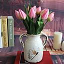 Plastika / PU Tulips Umjetna Cvijeće
