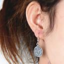 Naušnica Viseće naušnice Jewelry 2pcs Legura Žene Srebrna