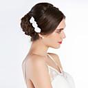 Ženy Hedvábí Přílba-Svatba Zvláštní příležitost Hřebeny na vlasy