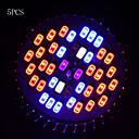 装飾用 LEDグローライト , E26/E27 30 W 40 SMD 5730 1000 LM バイオレット / オレンジ / レッド / ブルー / UV(ブラックライト) AC 85-265 V