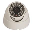 CCTV 1200tvl hd Sony cmos 48led ir-cut 3,6 mm širokoúhlý vnitřní bezpečnost dome bezpečnostní kamery kamery