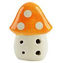 c šest jamek oranžová houba ocarina tvar