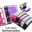 1pcs visokog stupnja noktiju ruku jastuk + posebna mat