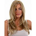 dugo trajanje ravna kosa Europska tkati svijetlo mješovita boja kose perika