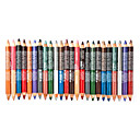 Tuš za oči Pencil Suha Volumized / Shimmer glitter gloss / Boji sjaj / Dugo trajanje / Prirodno / Brzo kemijska / ProzračnostCrna Fade /