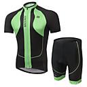 XINTOWN® Biciklistička majica s kratkim hlačama Uniseks Kratki rukav BiciklProzračnost / Quick dry / Ultraviolet Resistant / Lagani