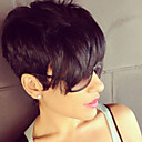 ethelhair Nově navržený cenově dostupné lidské vlasy paruky capless pro černé ženy