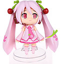 Vocaloid Sakura Miku PVC One Size Figures Anime Action Jouets modèle Doll Toy