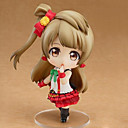 Ljubav uživo Kotori Minami 10CM Anime Akcijske figure Model Igračke Doll igračkama