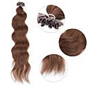 """neitsi 20 """"1g / s keratin fúze u hřebík tip přírodní vlny 100% prodlužování lidské vlasy 8 #"""